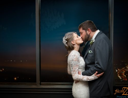 Commerce Club Wedding | Madison & Danny | FamZing Photography