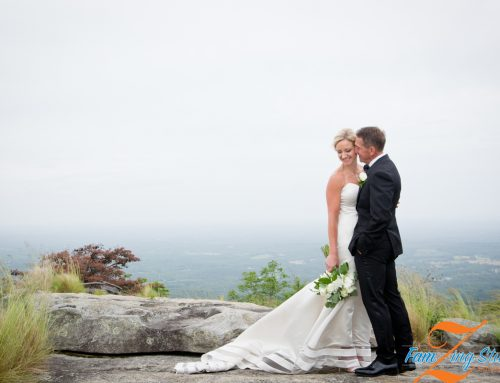 Cliffs at Glassy + Green Valley Country Club | Laura + Dennis