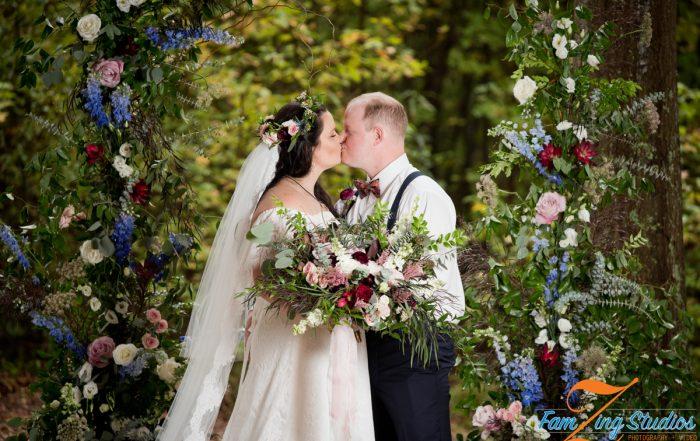 Fountain Inn Wedding - FamZing Wedding Photographers