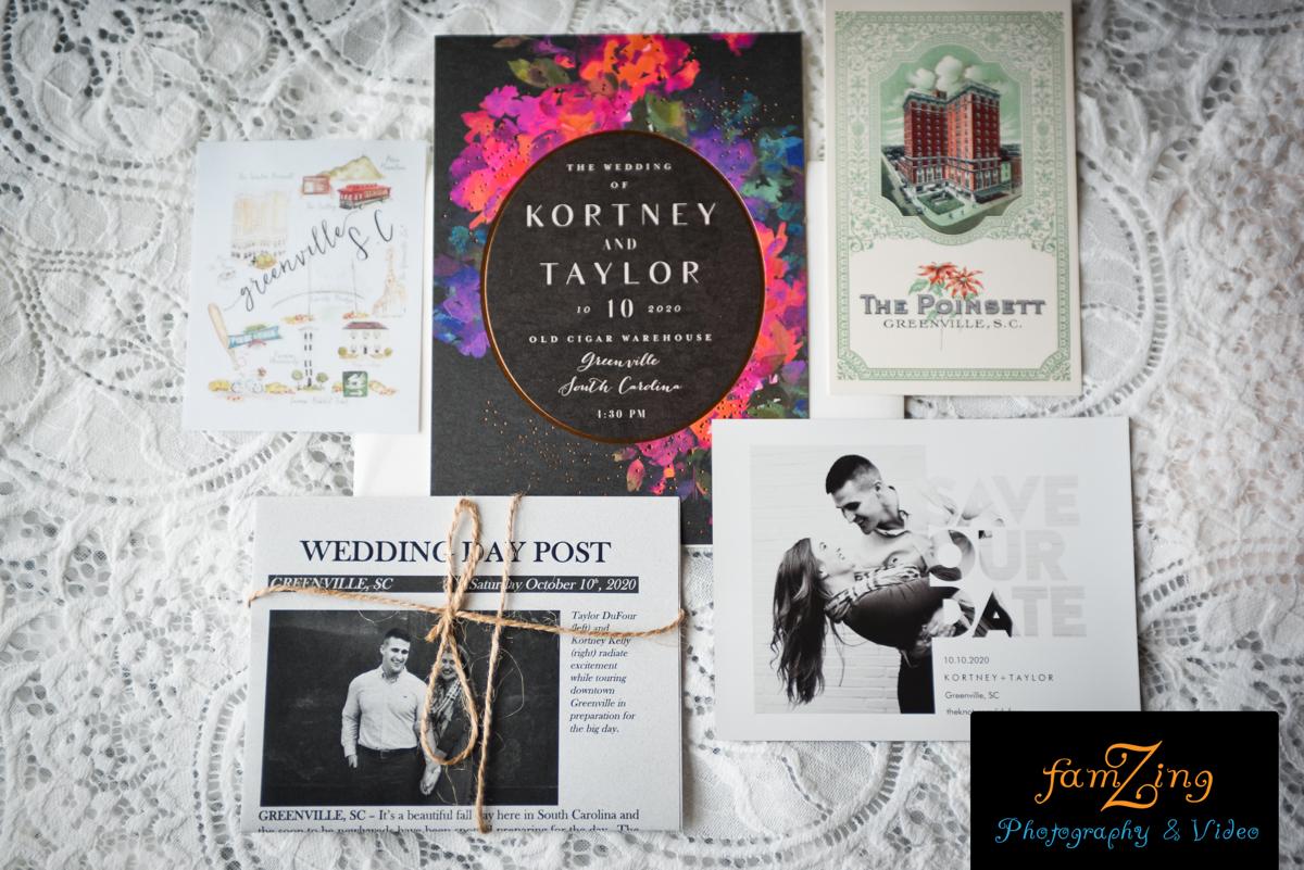 Old Cigar Warehouse - FamZing Wedding Photographers