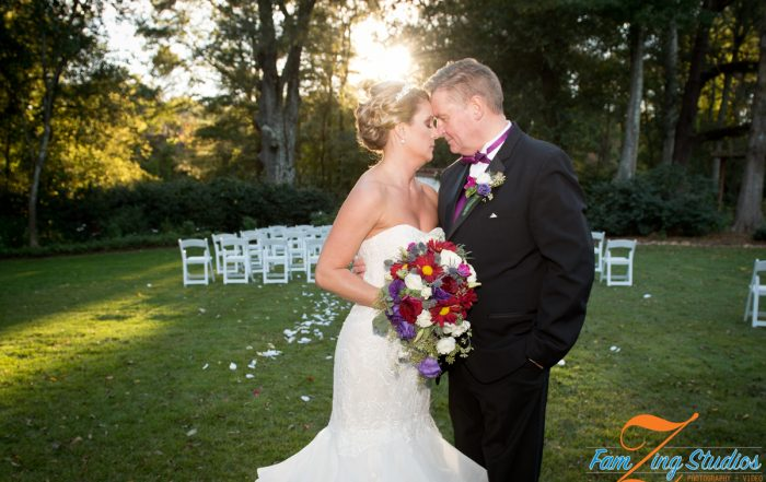 Clemson Wedding - FamZing Wedding Photographers