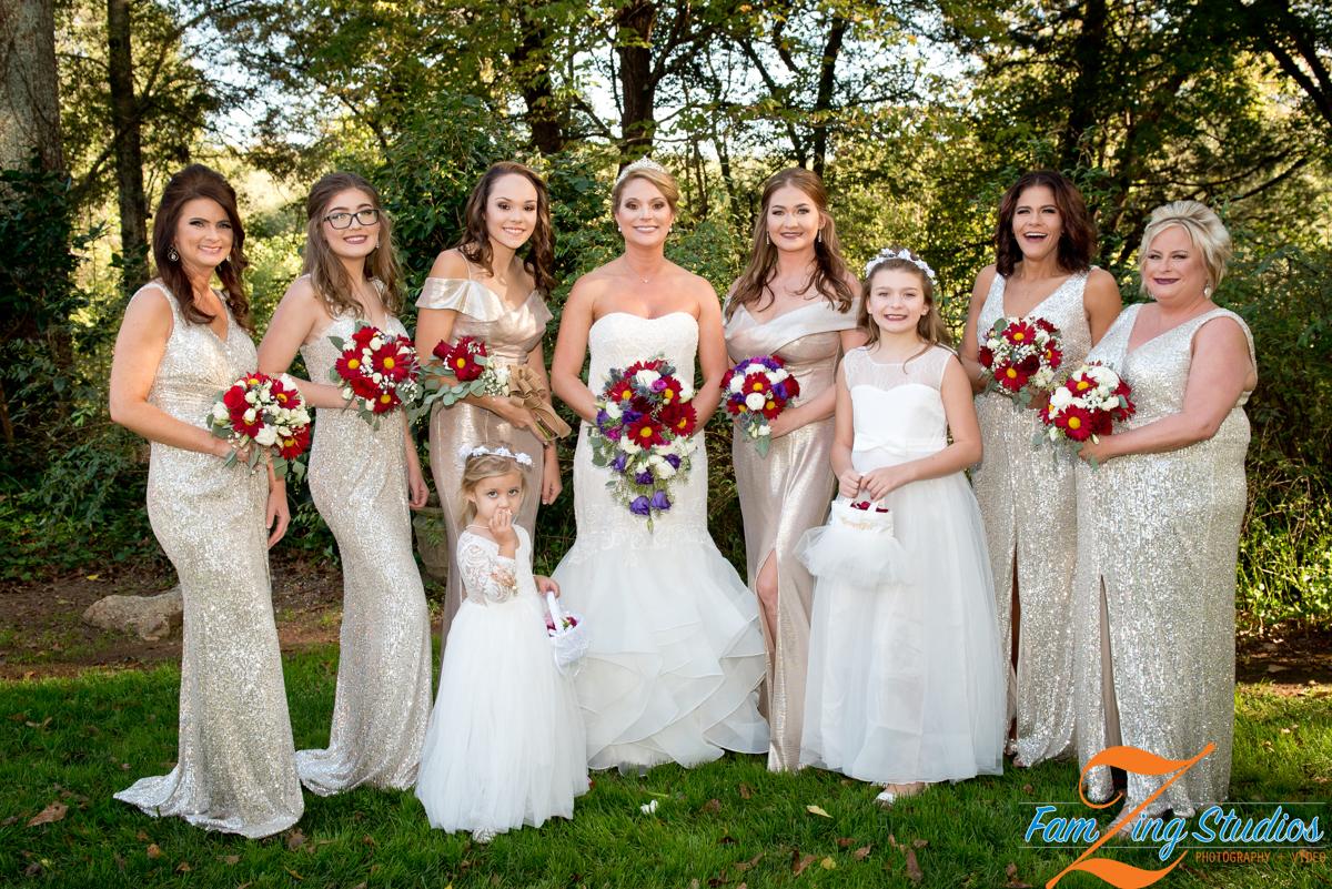 Clemson Wedding - FamZing Wedding Photographers
