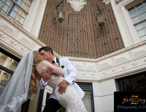 Westin Poinsett Wedding   Christiana + Josh