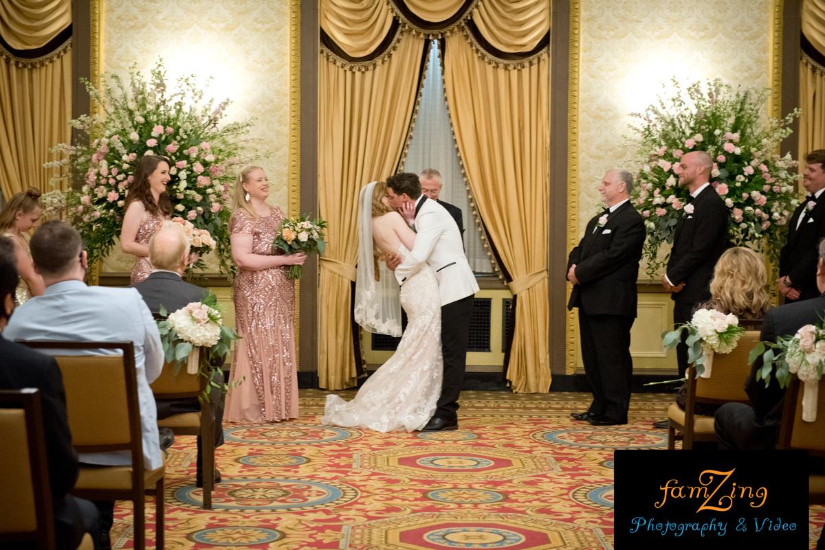 Greenville Wedding - FamZing Wedding Photography