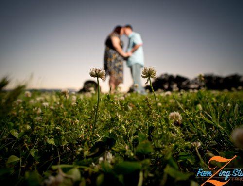 Clemson Botanical Gardens Engagements | Caitlyn + Rusty