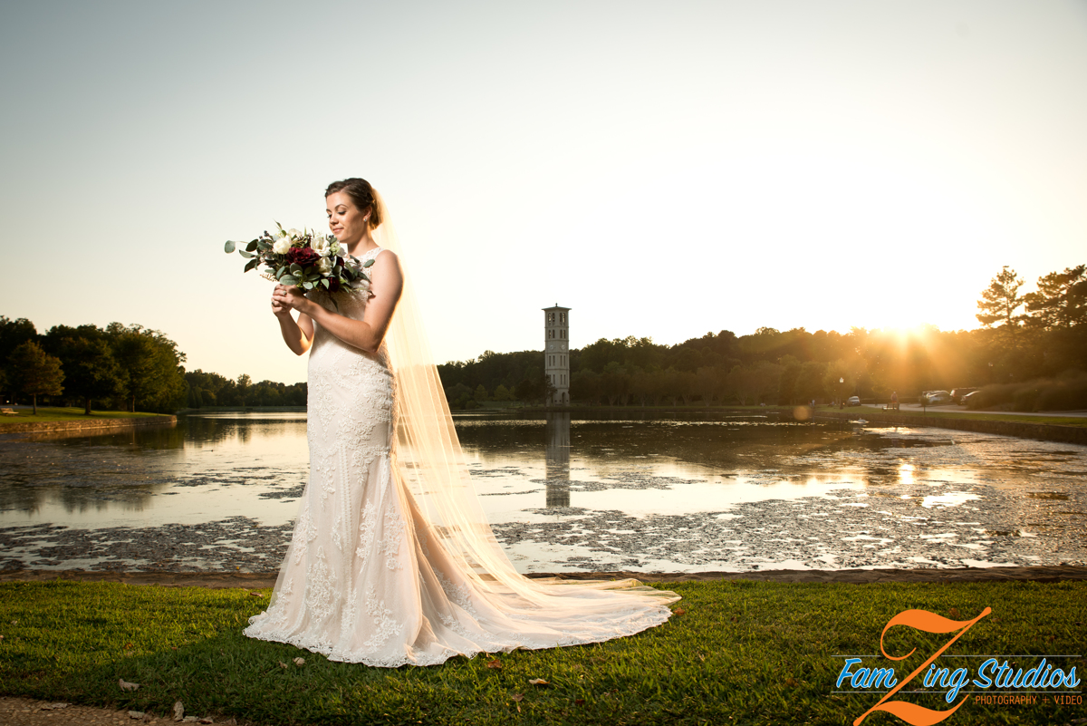 Furman Bridal Portraits