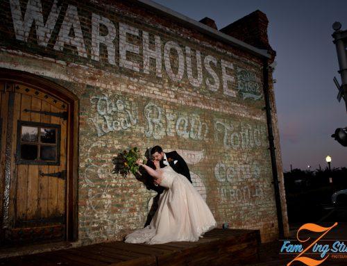 Old Cigar Warehouse Wedding | Makenzie + Paul