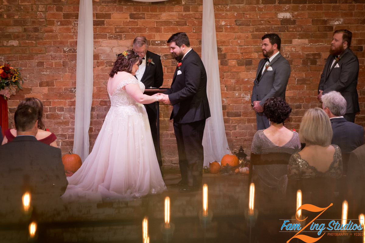 Greenville Wedding - FamZing Wedding Photographers