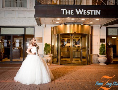 Westin Poinsett Bridals | Kolby