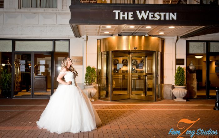 Westin Poinsett Bridals