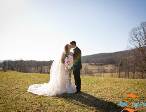 Jeter Mountain Farm Wedding | Brianna + Daniel