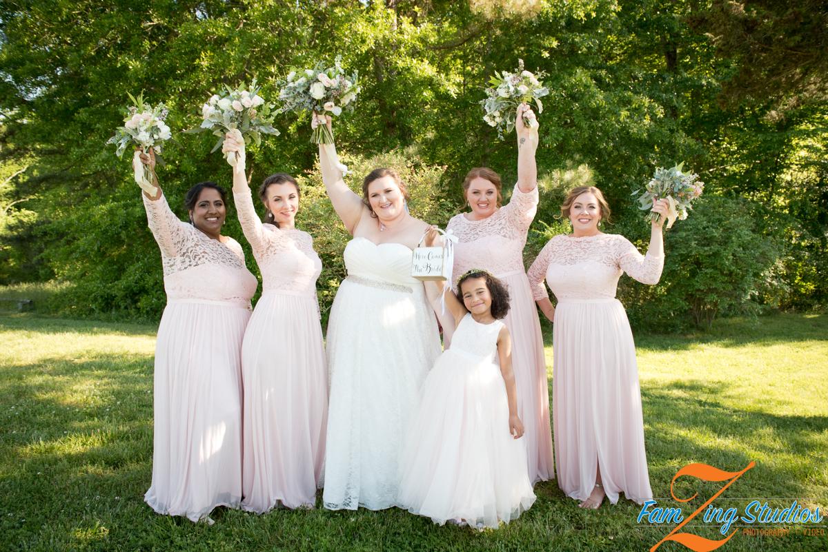 Greenbrier Farms Wedding - Jessica and Valiant