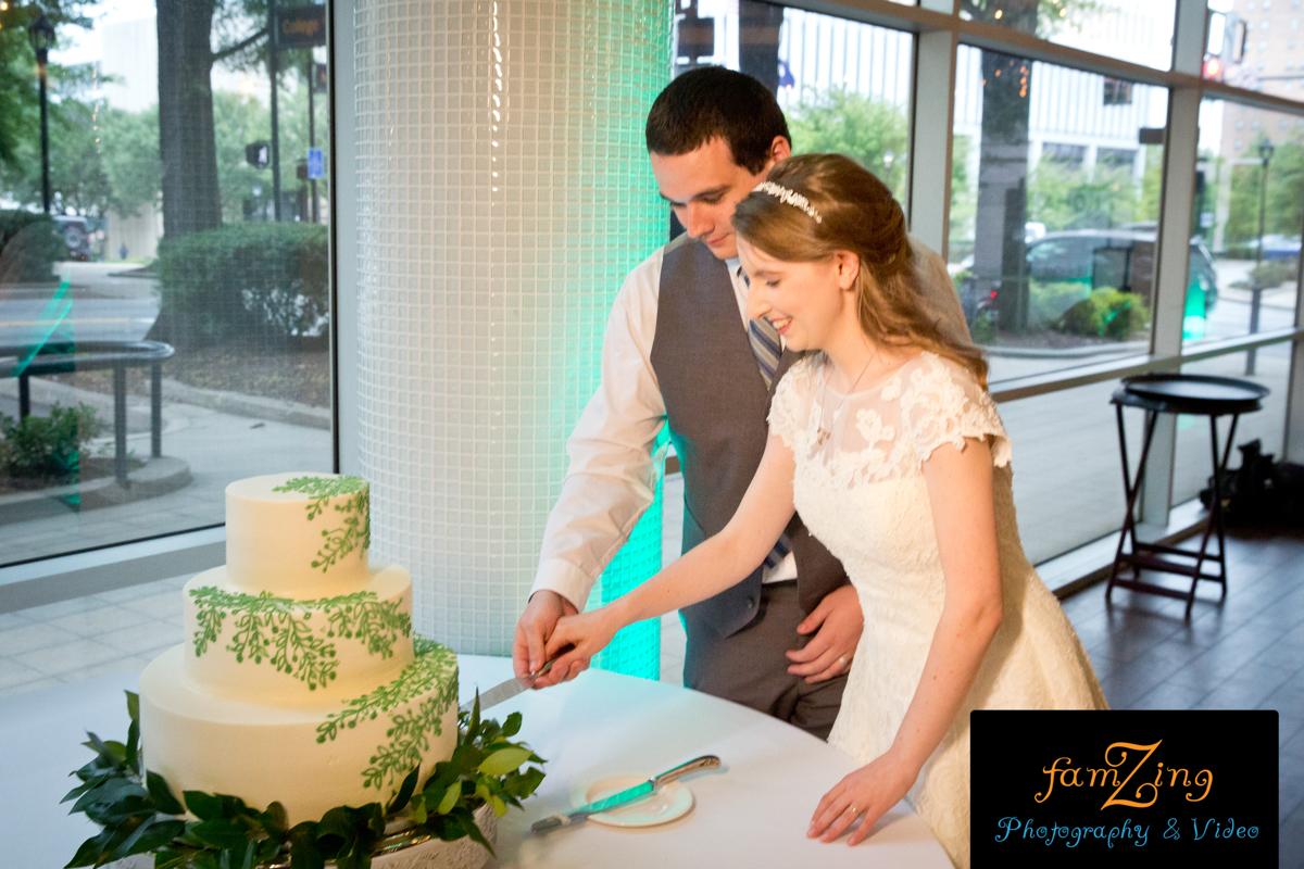 Madeline + Scott Wedding   FamZing Studios