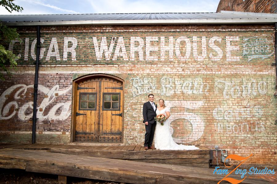 Old Cigar Warehouse   Jessica + Donavan