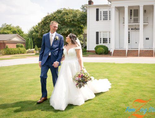 Furman Daniel Chapel + Younts Center Wedding | Bridgette + Scott
